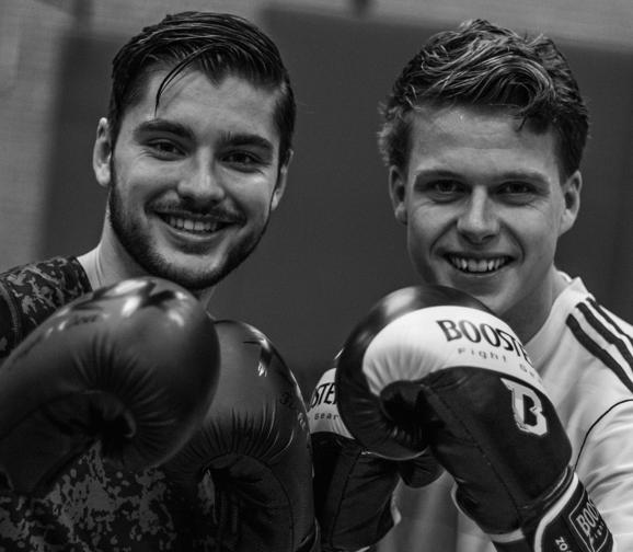 Gratis Proefles Daan Sport Haarlem